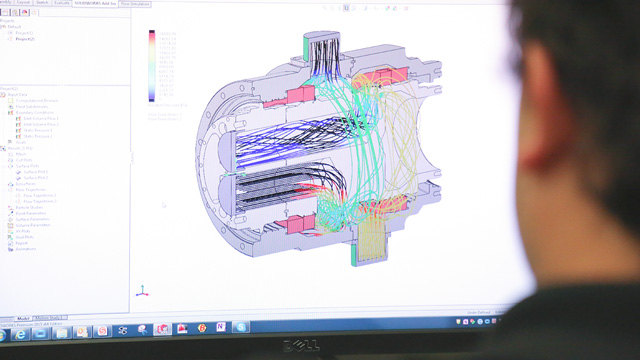 Related Photo: Engineering & Simulation