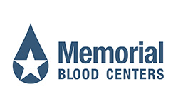 Memorial Blood Center Logo