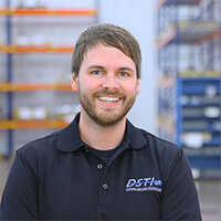Chris Larson, Marketing Manager - DSTI