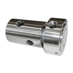 Related Photo: DSTI Designs Specialized Stainless Steel Rotary Unions for High-Speed Water Service