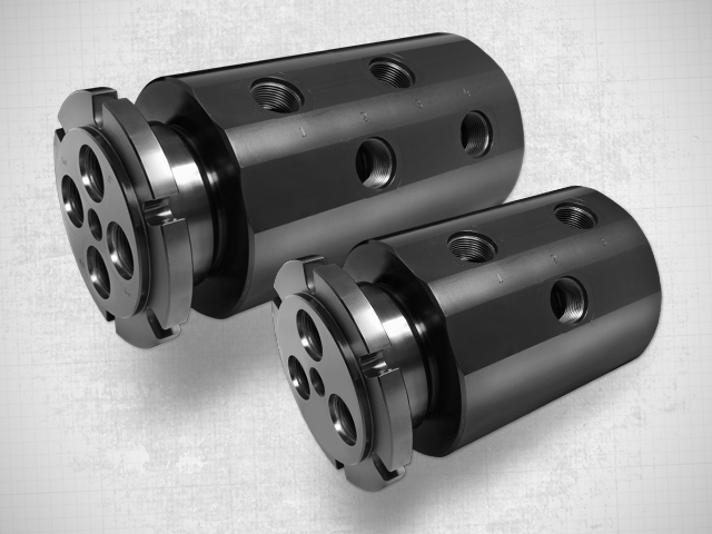 Related Photo: DSTI Introduces High Flow Volume Rotary Unions