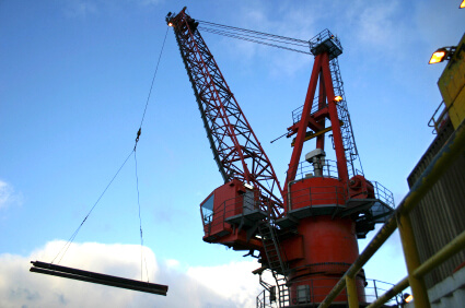 Related Photo: DSTI Provides Solution For Oil Drill Pipe Lifting Equipment
