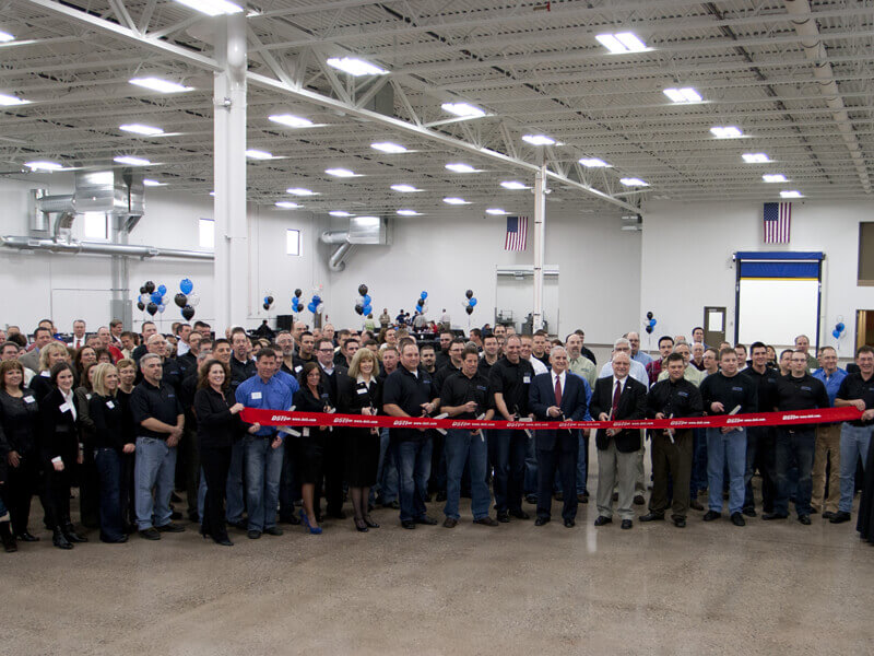 Related Photo: DSTI Celebrates New Facility Expansion & 10 Year Anniversary