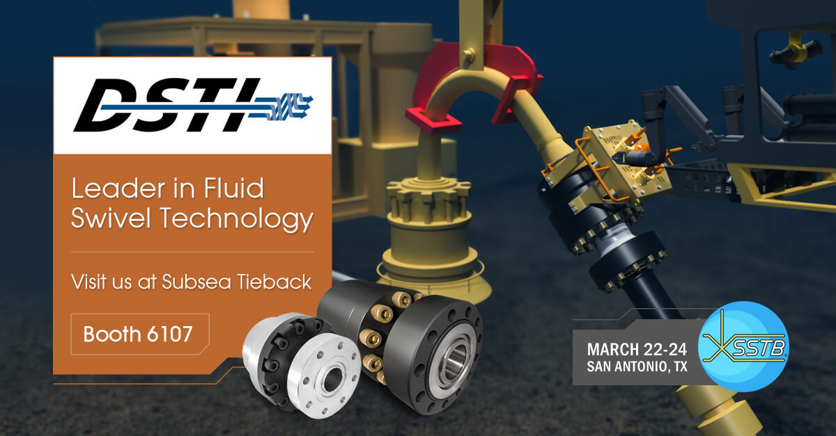 Related Photo: DSTI to Attend 2016 Subsea Tieback Exhibition in San Antonio
