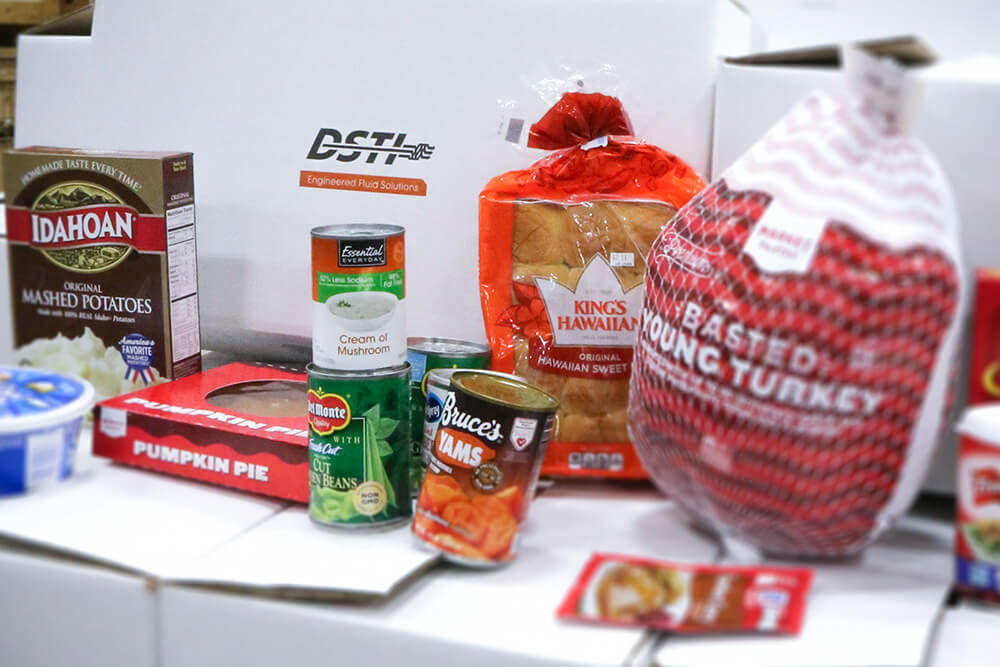 Related Photo: Gift of Giving: DSTI Employees Spearhead Donation Drives