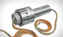 Custom Rotary Union With Explosion-Proof Electrical Slip Ring