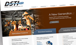 DSTI Launches New Website