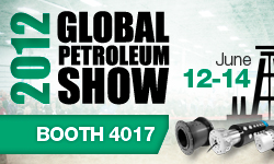 DSTI Spotlighting Fluid Swivels at the 2012 Global Petroleum Show