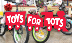 DSTI Supports Children in Toys for Tots Drive with Andover Community Help