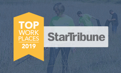 DSTI Honored as a 2019 Top Workplace by the Star Tribune
