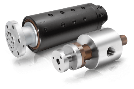 DSTI's Fluid Rotary Unions for Machine Tool Applications