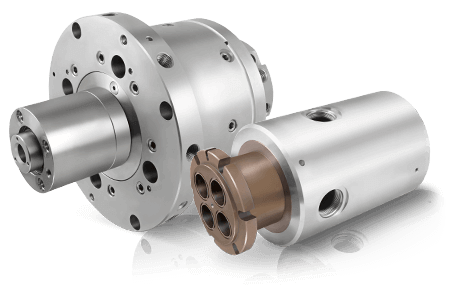 DSTI's Fluid Rotary Unions & Joints for Plastic Molding Applications