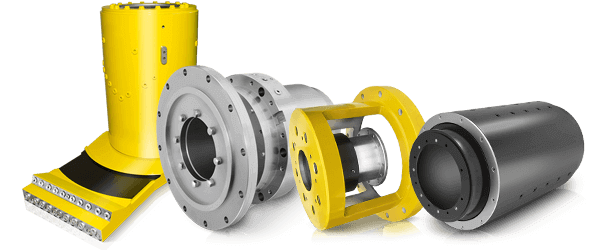 DSTI's Onshore Oil & Gas Fluid Swivel Joints for Top Drive Systems