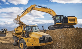 Heavy Equipment Industry Solutions