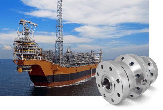 DSTI's Offshore Oil & Gas Fluid Swivel Joints & Rotary Joints for Floating Production Storage & Offloading