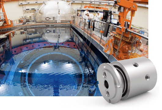 DSTI's Alternative Energy Fluid Rotary Joints for Nuclear Power