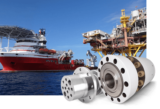 DSTI's Oil & Gas Fluid Swivel Joints & Rotary Joints for Offshore (Topside & Subsea) Applications