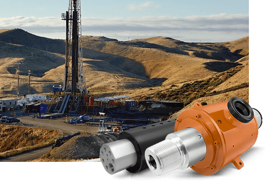 DSTI's Oil & Gas Fluid Swivel Joints & Rotary Joints for Onshore Applications