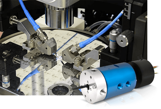 DSTI's Semiconductor Fluid Rotary Unions & Couplings for Semiconductor Manufacturing Automation & Robotics