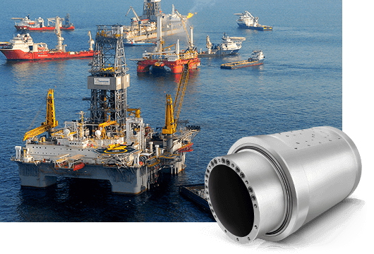 DSTI's Onshore Oil & Gas Fluid Swivel Joints & Rotary Joints for Top Drive Systems