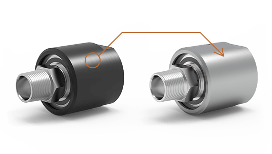Housing, Shaft & Seal Material Options - Rotary Union Modifications