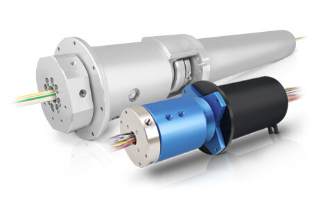 Fluid + Electrical Solutions - Rotary Union/Slip Ring Packages