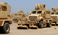 Case Study: Next Generation Military Vehicle Protection System
