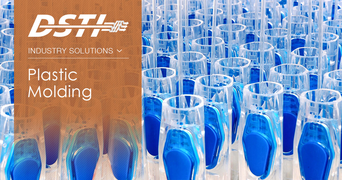 Plastic Molding Industry - Rotary Unions & Joints - DSTI